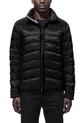 Canada Goose Jacket 2017 Mens BROOKVALE JACKET BLACK LABEL Black
