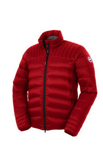 Canada Goose Jacket 2017 Mens BROOKVALE JACKET Red