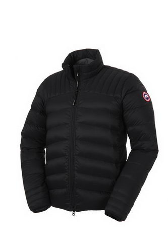 Canada Goose Jacket 2017 Mens BROOKVALE JACKET Black