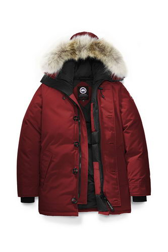 Canada Goose Jacket 2017 Mens E06 Date Red