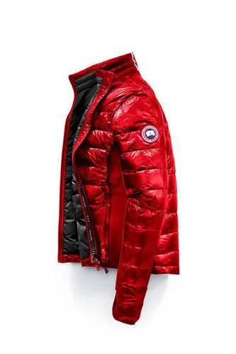Canada Goose Jacket 2017 Wmns HYBRIDGE LITE JACKET Red