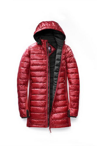 Canada Goose Jacket 2017 Wmns HYBRIDGE LITE COAT Date Red