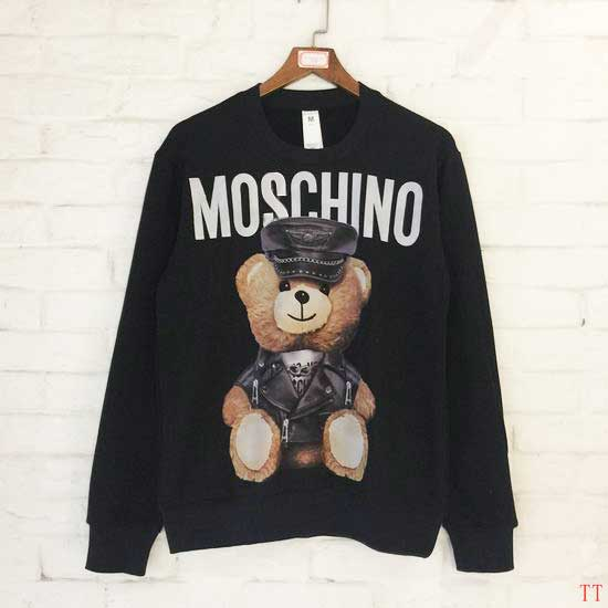 Moschino Sweat Unisex ID:2017122110