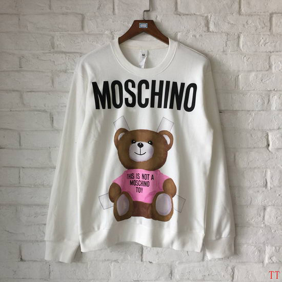 Moschino Sweat Unisex ID:2017122118