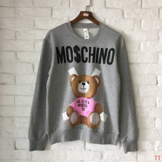 Moschino Sweat Unisex ID:2017122106