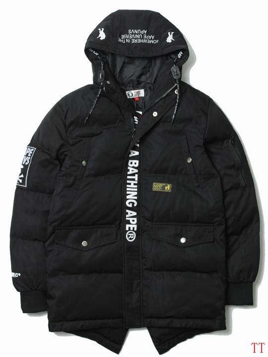 B Aape Winter Jacket Mens ID:2017122167