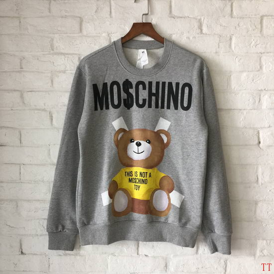 Moschino Sweat Unisex ID:2017122108