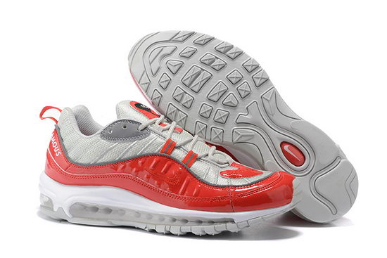 Supreme x NikeLab Air Max 98 Mens ID:2018032284