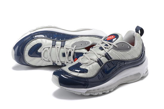 Supreme x NikeLab Air Max 98 Mens ID:2018032285