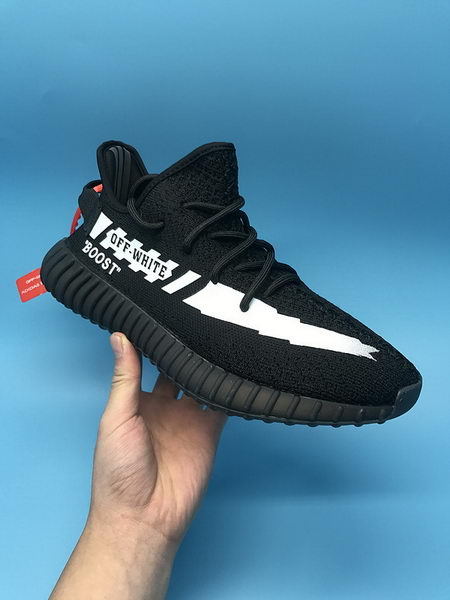 Adidas 350 V2 x Off-White Unisex Black