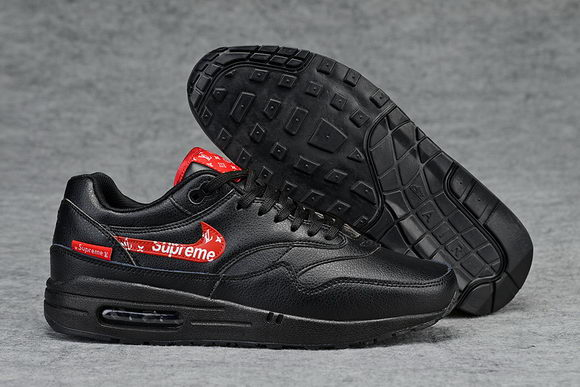 Nike X Supreme Unisex Black/Red