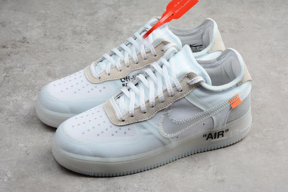 Off-White x Air Force 1 Unisex