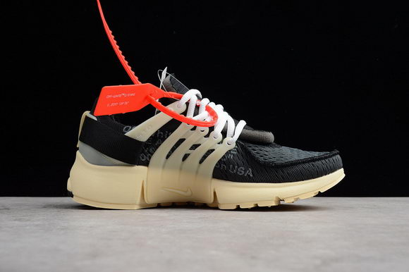 Off-White x Nike Air Presto Unisex