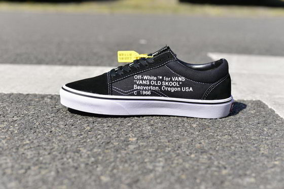 Vans OLD Skool x OFF-WHITE Unisex ID:20180413160