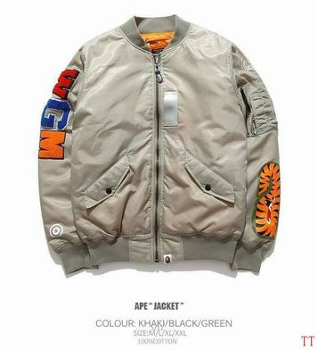 A Bathing Ape Bape Bomber Jacket ID:20180507005