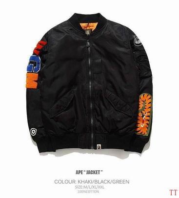 A Bathing Ape Bape Bomber Jacket ID:20180507006
