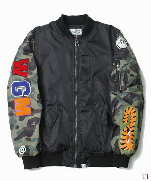 A Bathing Ape Bape Bomber Jacket ID:20180507009