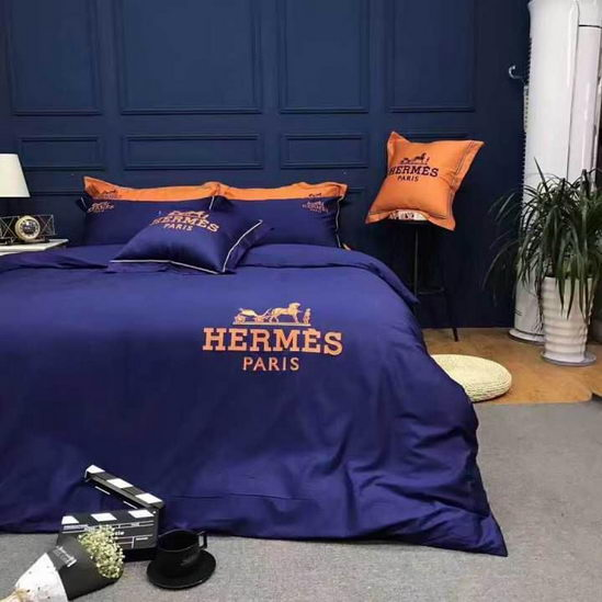 Hermes four pieces beddings ID:20190403a1