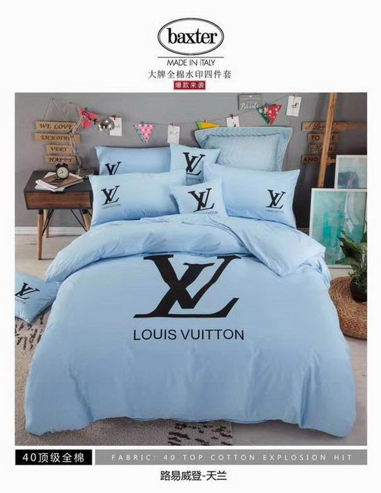 LV four pieces beddings ID:20190403a4