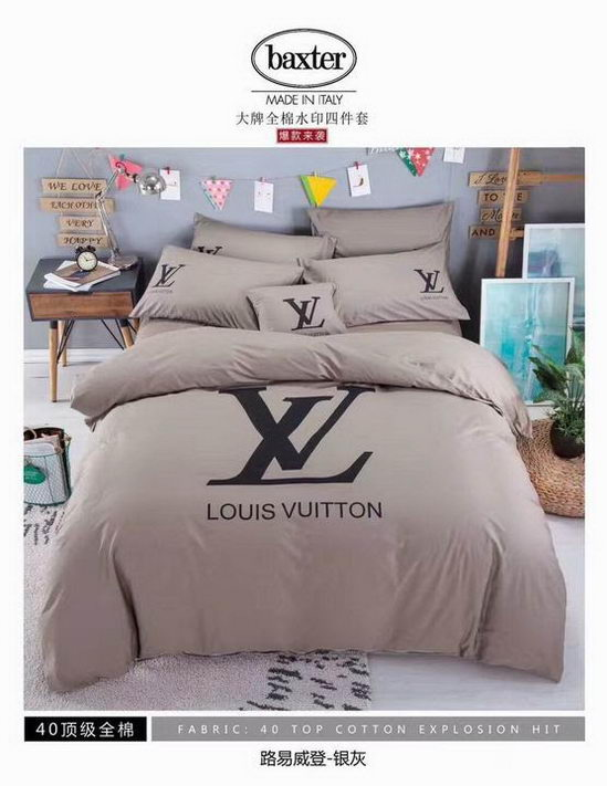 LV four pieces beddings ID:20190403a5