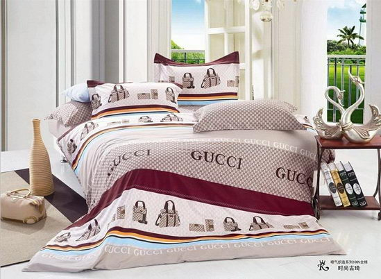 Gucci six pieces beddings ID:20190403a14