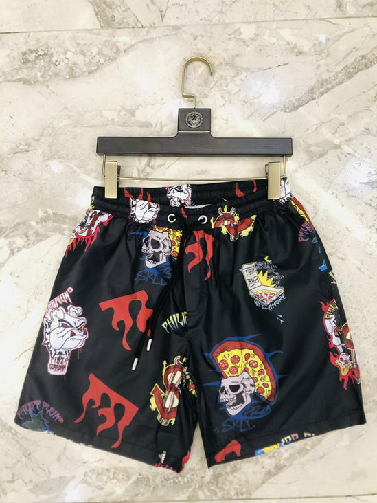 Philipp Plein Beach Shorts Mens ID:20190503a398