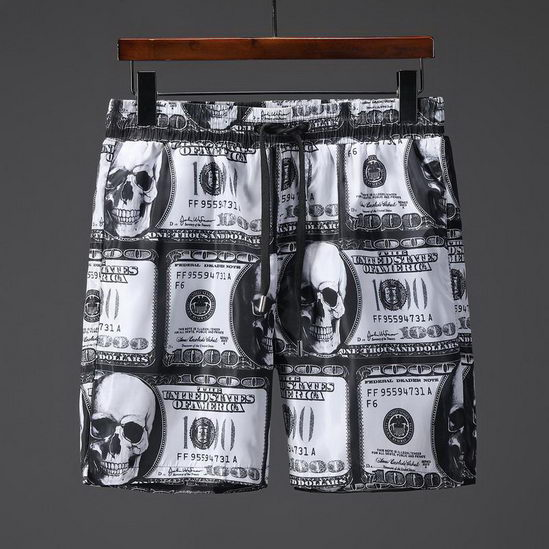 Philipp Plein Beach Shorts Mens ID:20190503a402