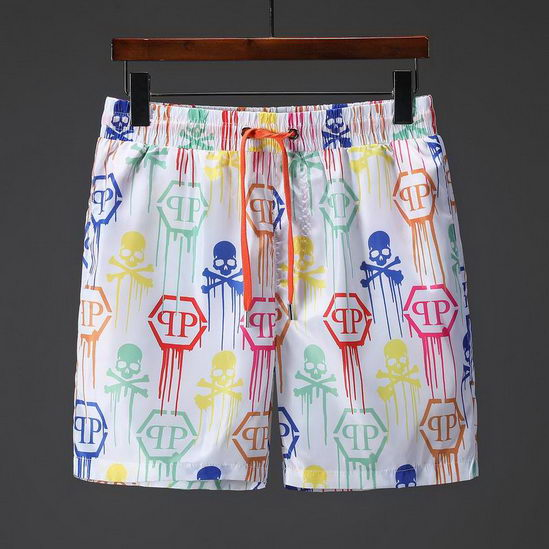 Philipp Plein Beach Shorts Mens ID:20190503a404