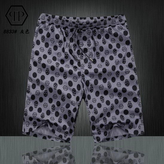 Philipp Plein Beach Shorts Mens ID:20190503a401