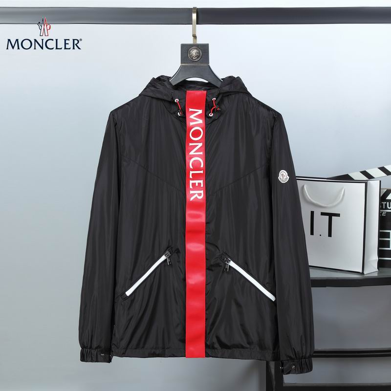 Moncler Wind Jacket Mens ID:20190516a161