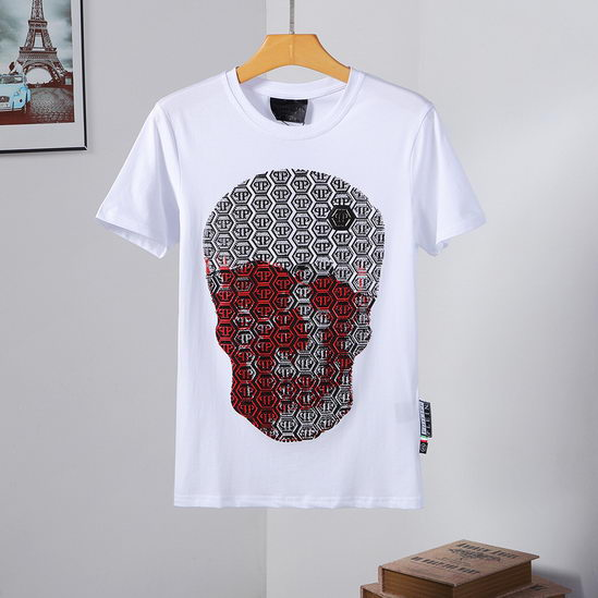 Philipp Plein T-Shirt Mens ID:20190516a285