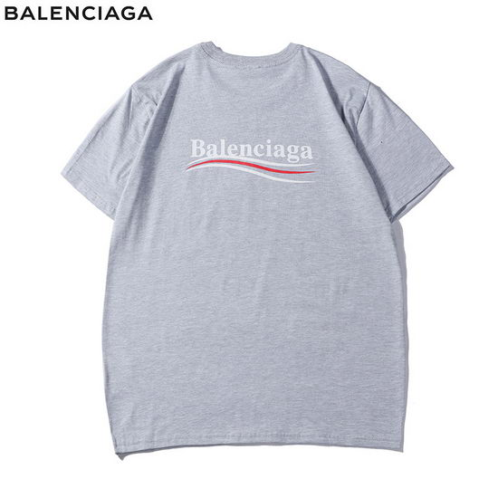 Balenciaga T Shirt Mens Grey