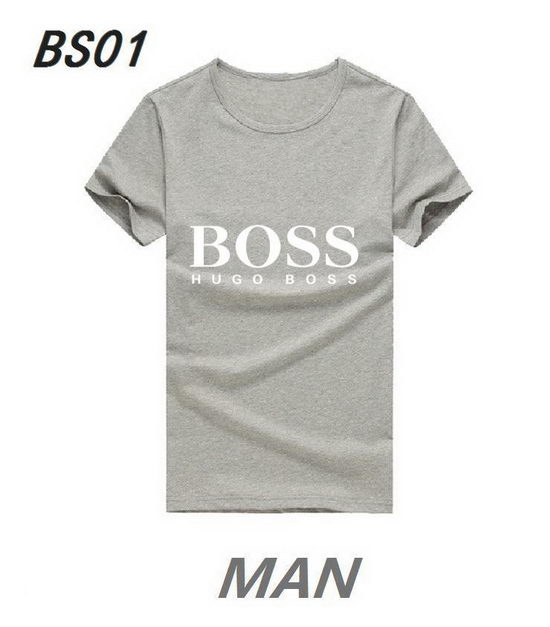 Hugo Boss T-Shirt Mens ID:20190807a485