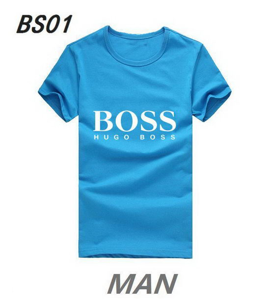Hugo Boss T-Shirt Mens ID:20190807a486