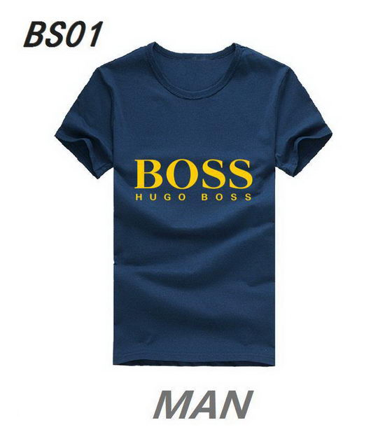 Hugo Boss T-Shirt Mens ID:20190807a424