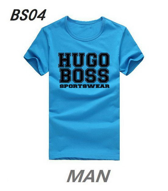Hugo Boss T-Shirt Mens ID:20190807a429