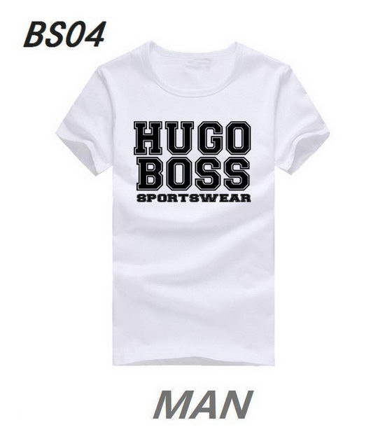 Hugo Boss T-Shirt Mens ID:20190807a430
