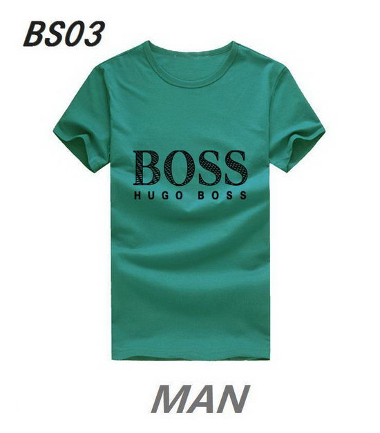 Hugo Boss T-Shirt Mens ID:20190807a433