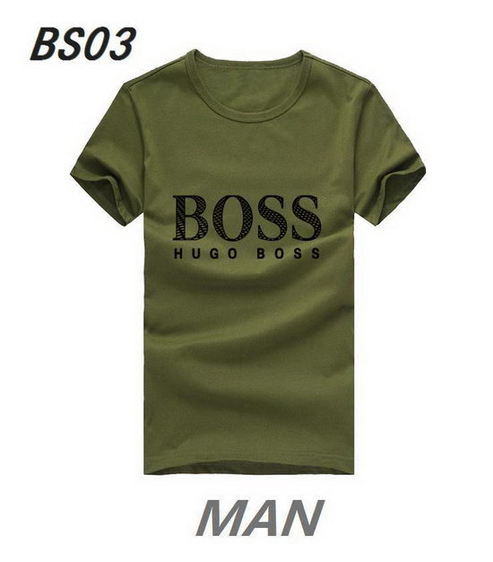 Hugo Boss T-Shirt Mens ID:20190807a434
