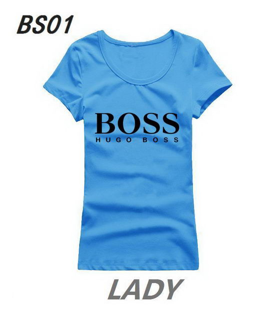 Hugo Boss T-Shirt Wmns ID:20190807a616