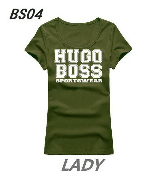 Hugo Boss T-Shirt Wmns ID:20190807a621