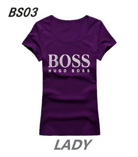 Hugo Boss T-Shirt Wmns ID:20190807a627