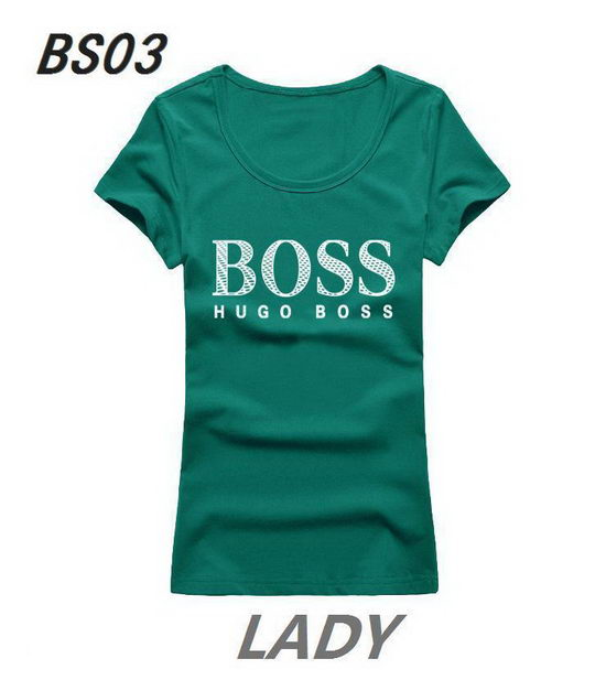 Hugo Boss T-Shirt Wmns ID:20190807a628
