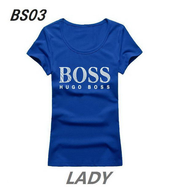 Hugo Boss T-Shirt Wmns ID:20190807a633