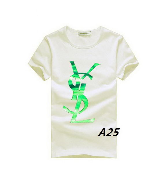 Yves Saint Laurent YSL T-Shirt Mens ID:20190807a1090