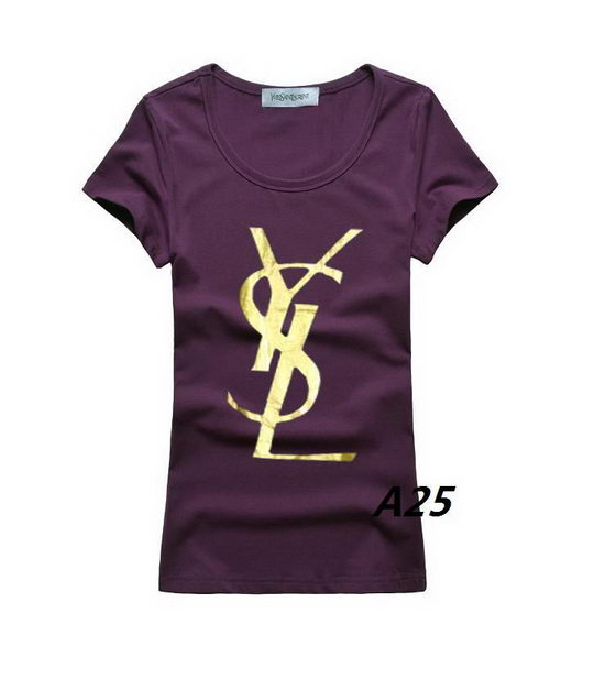 Yves Saint Laurent YSL T-Shirt Wmns ID:20190807a1378