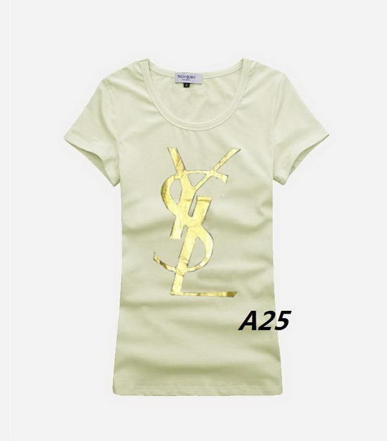 Yves Saint Laurent YSL T-Shirt Wmns ID:20190807a1380