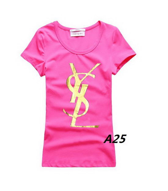 Yves Saint Laurent YSL T-Shirt Wmns ID:20190807a1381