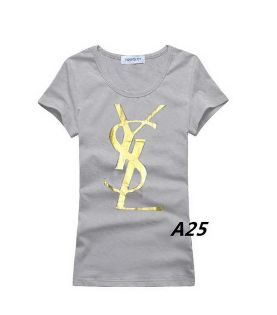 Yves Saint Laurent YSL T-Shirt Wmns ID:20190807a1384