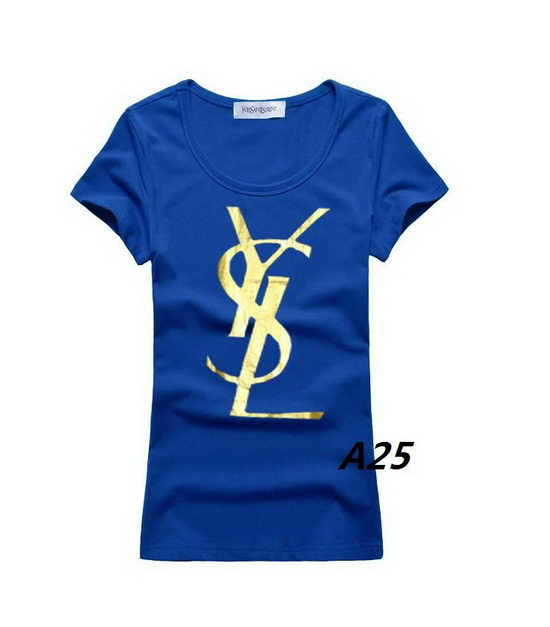 Yves Saint Laurent YSL T-Shirt Wmns ID:20190807a1388